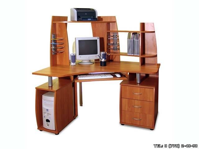 """Стол компьютерный угловой """"пс 04.14.d"""" купить компьютерные с."""