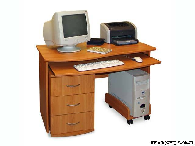 Компьютерные и письменные столы от производителя - мебель и .