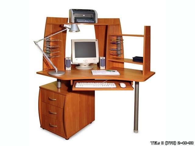 Корпусная мебель. компьютерные столы в запорожье..
